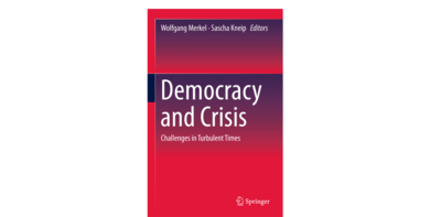 Cover Democracy and Crisis