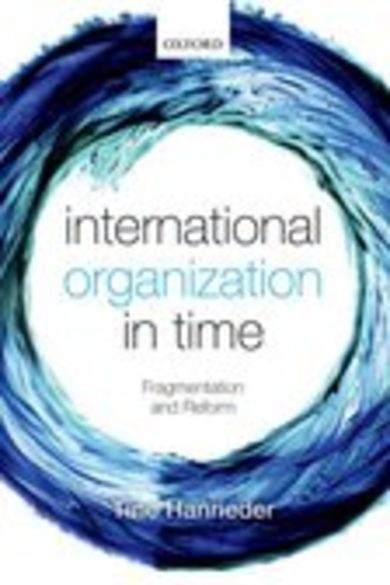 International Organization in Time