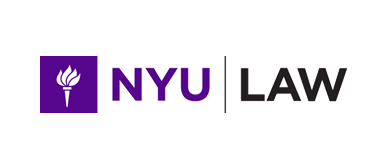 Logo NYU School of Law