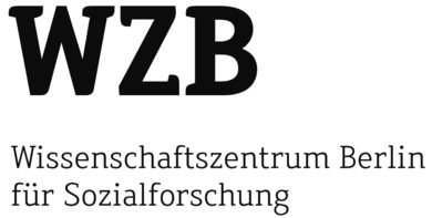 WZB-Logo with German version
